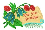 New Year Greeting Collection
