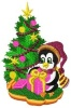 Penguin Embroidery Designs
