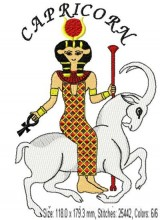 Hathor is Capricorn