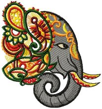 Ornamental Elephant Set