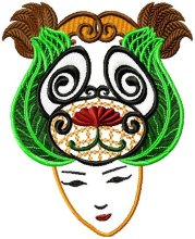 Applique Face 005