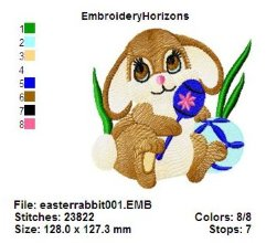 Easter Rabbit001