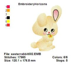 Easter Rabbit002