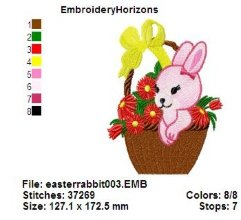 Easter Rabbit003