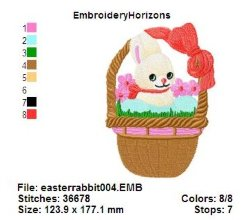Easter Rabbit004