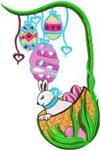 Easter Baskets Design 005