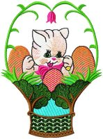 Easter Baskets Design 008