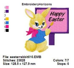 Easter Rabbit010